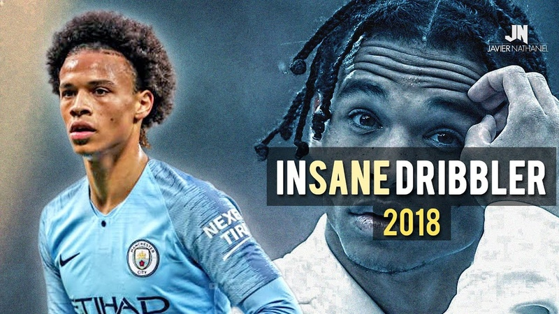 Leroy Sane - Sublime Dribbling Skills Goals 2017/2018