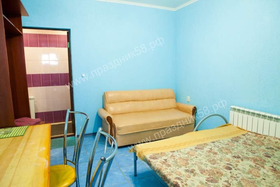 Сауна Ландыш в Пензе, описание, фотографии, цены.