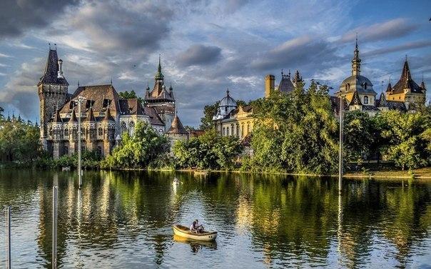 Фото: Путешествия - Будапешт, Венгрия
