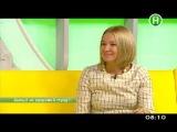 Анна Горолюк об EQ в прямом эфире Нового канала