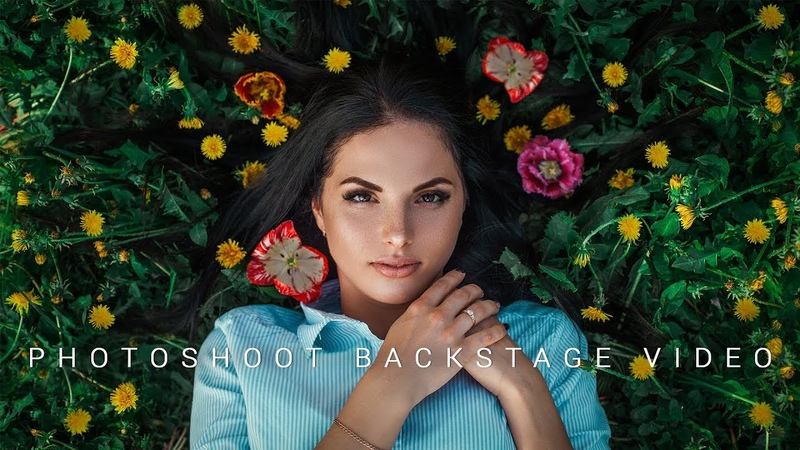 Photoshoot Backstage Video