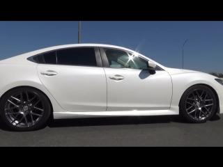 ASATA channel. Mazda 6. 2.5 Л. 2015. Истина в деталях