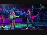 Patrick Fiori et Kendji Girac - Pour oublier _ The Voice Kids France 2018 _