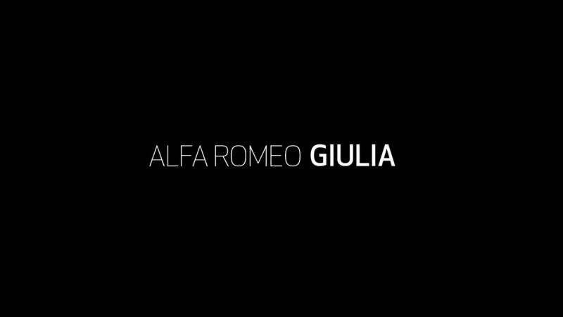 Nero Edizione Stelvio Giulia Alfa Romeo USA