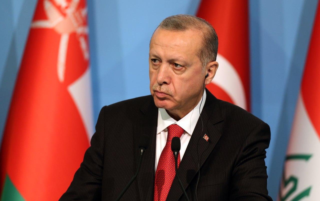 Разведка Турции узнала о готовящемся покушении на Эрдогана