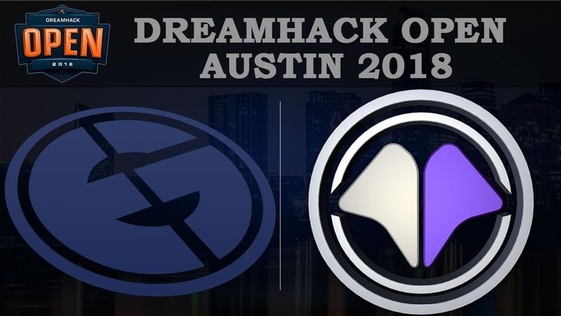 EG vs Millenium Map1 | Rainbow Six VODs | DreamHack Austin 2018 - Playoff (03.06.2018)