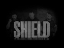 The Shield arrive in a tank Tribute to the Troops 2013