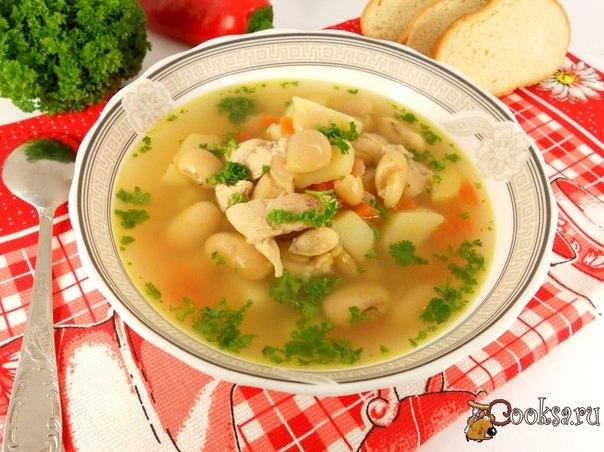 Очень вкусный, густой, наваристый и сытный суп, который можно приготовить в мультиварке.