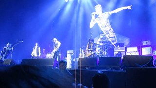 Голливудские Вампиры. Концерт в Москве-2018: Johnny Depp - Heroes