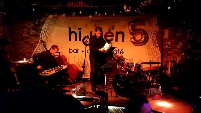 Talamusic Live Sakhra at Hidden Bar