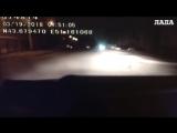 Ночная погоня в Актау, 2018
