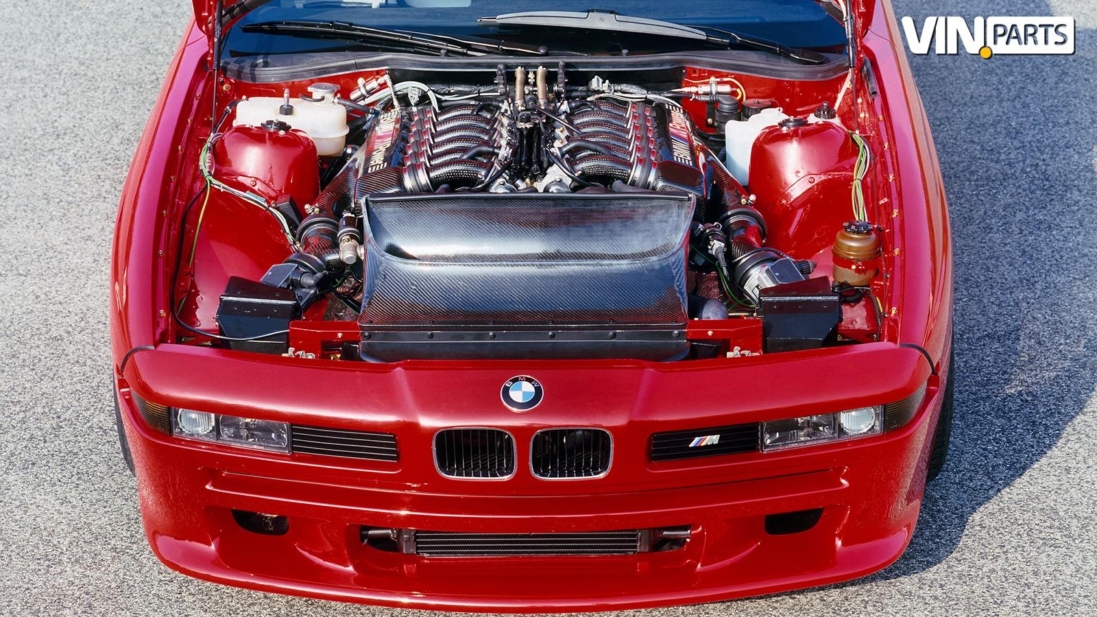 BMW V12 S70 M8 E31