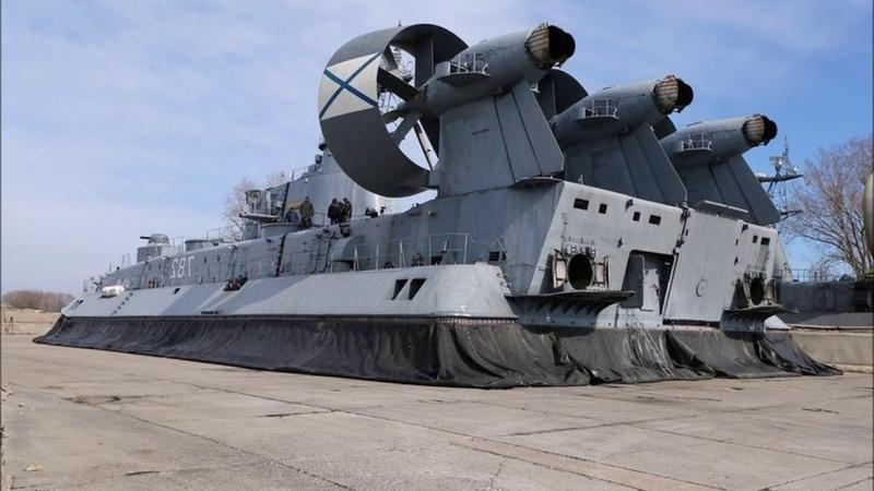 Восстановленный Россией секретный советский проект «Зубр» стал неожиданностью для экспертов из НАТО