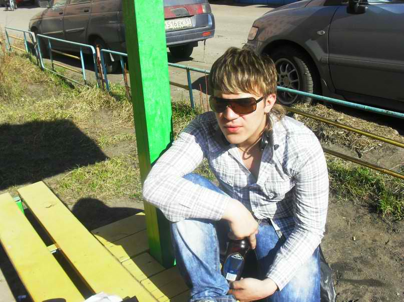 Алексей Сеничев  