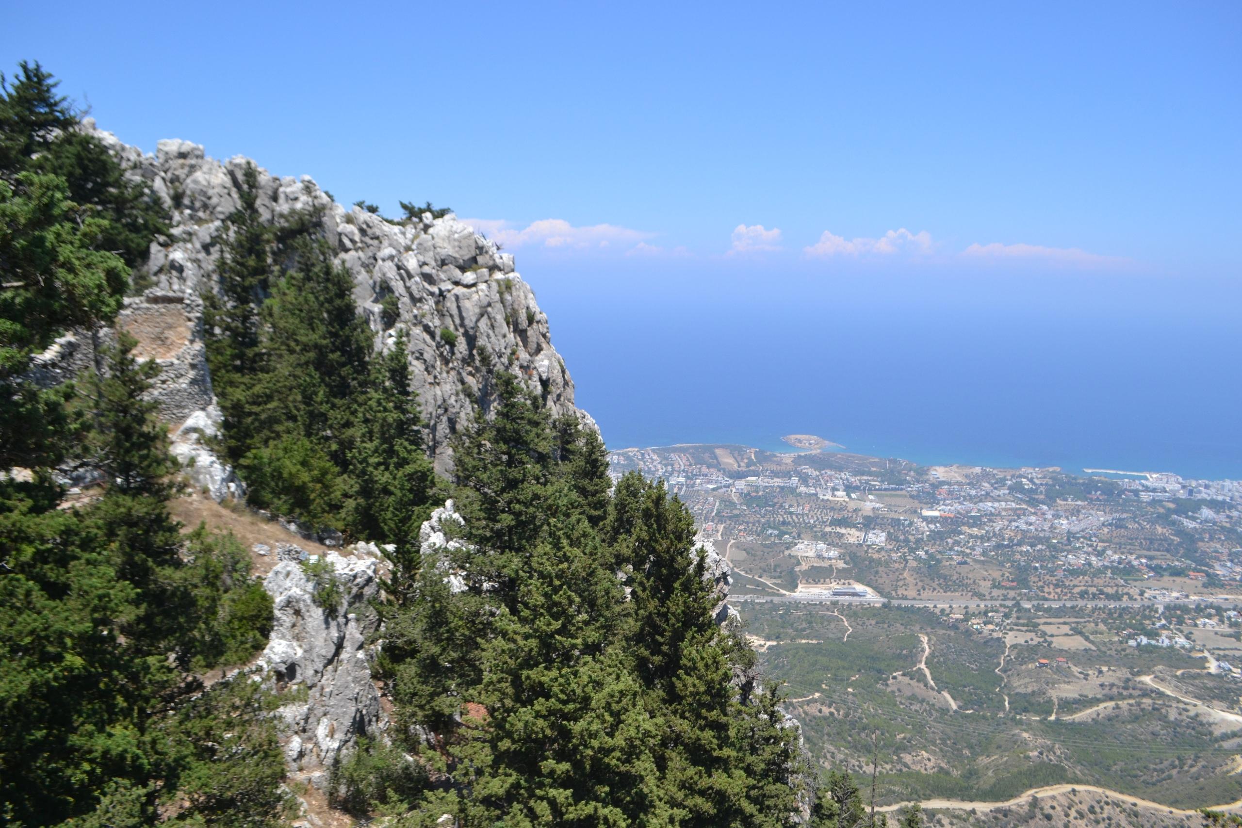 Северный Кипр. Замок Святого Иллариона. (фото). - Страница 2 HiSInLadzbE