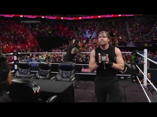 The Shield -  WWE Monday Night RAW 26.05.2014