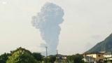 sakurajima volcano eruption in Japan June 16, 2018