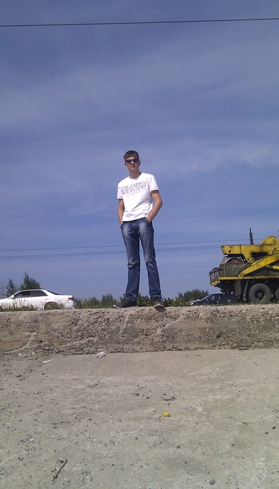 Серёга Юшко, 15 мая , Новосибирск, id75506533