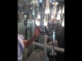 Злата Аристова в Лампа Люкс Люстра в стиле Арт-деко.mp4