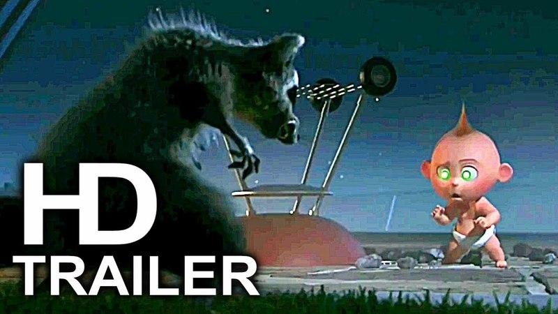 INCREDIBLES 2 Final Trailer NEW (2018) Superhero Movie HD