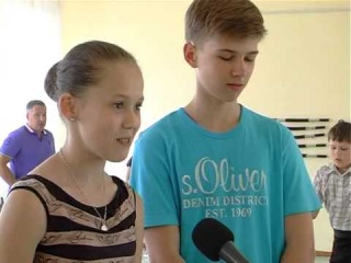 Аня Цувіна і Рома Осадчий - чемпіони світу з бальних танців