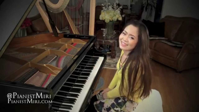 The Vamps - Somebody To You ft Demi Lovato | Piano Cover by Pianistmiri 이미리