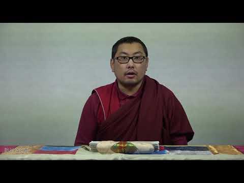 Учение Хамба Ламы Этигэлова от 18 ноября в 10 лунный день.