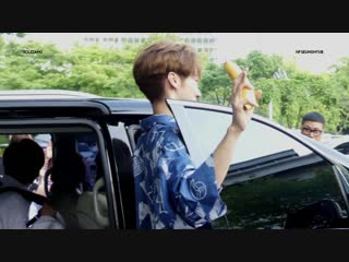 [22.06.18] n.flying @ on the way from music bank