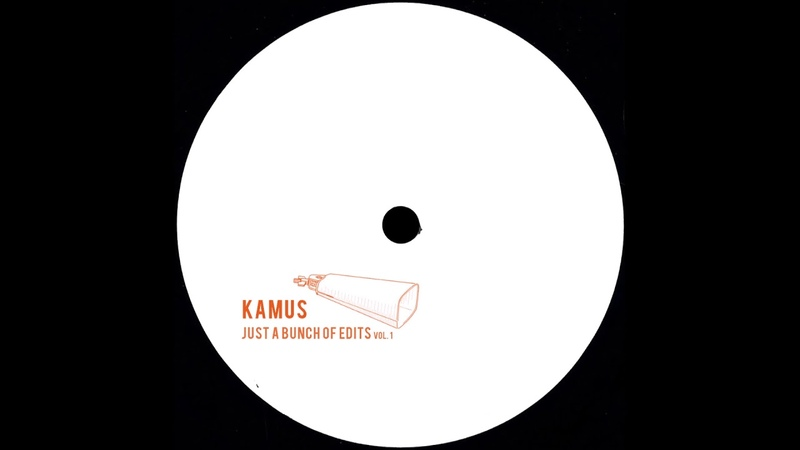 Kamus - The Seagull Tool [Roux Records]