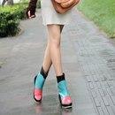 Женская Обувь Весна Осень