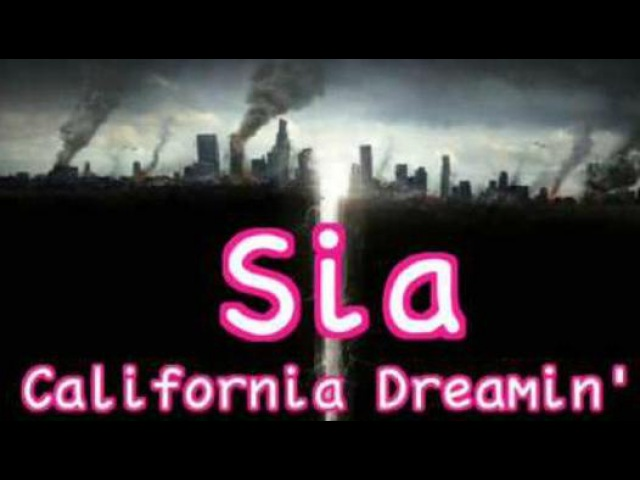 Sia - California Dreamin' (Music Video from San Andreas OST)