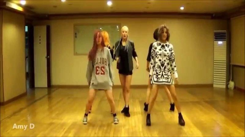 A KOR But Go Mirrored Dance Practice