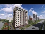 Жилой дом по ул.Абдумомунова  Хан-компани