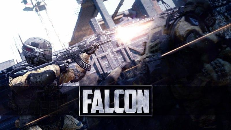 Фалькон против РедПаб