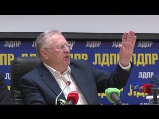 07 Пресс-конференция ЛДПР по предварительным итогам выборов 2018 г. (10.09.2018)