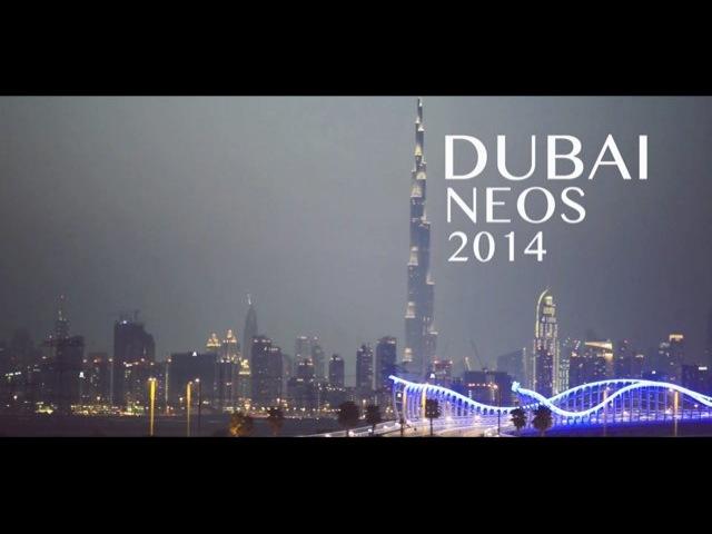 Night Dubai Timelapse..