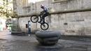 Danny MacAskill Takes to the Streets of Edinburgh