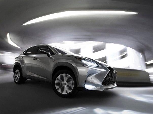 Новый кроссовер Lexus можно будет купить за 1 500 000 рублей