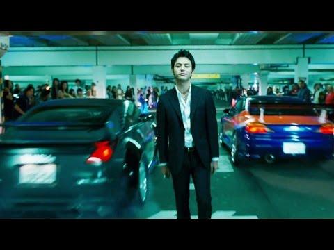 FAST and FURIOUS: TOKYO DRIFT - DK vs Sean First Race (Silvia vs 350Z) 1080HD