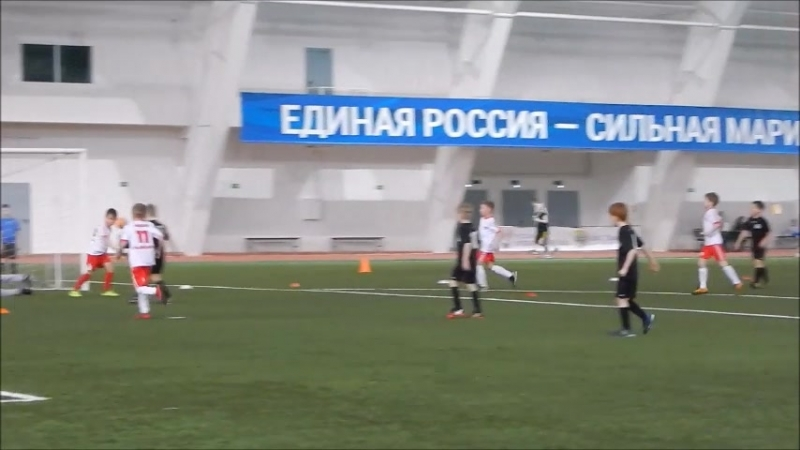 Зелёный ключ 2011 - Волга 23.03.18 2 тайм