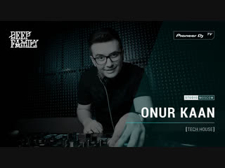 ONUR KAAN [ tech house ] @ Pioneer DJ TV | Moscow