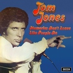 Tom Jones альбом Memories Don't Leave Like People Do
