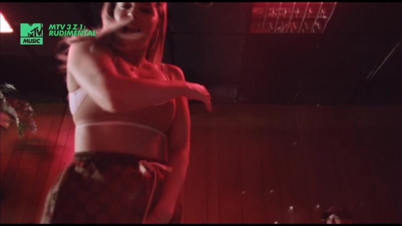 Rudimental Major Lazer feat. Anne-Marie Mr. Eazi — Let Me Live (MTV Music Polska) MTV 3 z 1. Rudimental