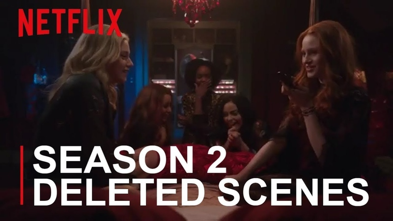 Riverdale Season 2 Deleted Scene Cheryl Betty tries to seduce Chic and Claudius and more