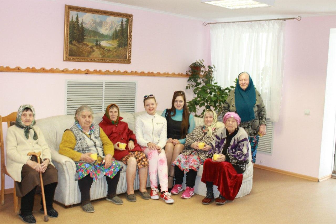 Дом престарелых в липецке и липецкой области работа в доме престарелых одесса