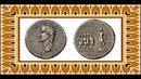 Монета Сестерций 40 н э 41 н э Калигула Древний Рим Sestertius 40 AD 41 AD