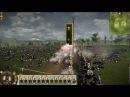 Shogun 2 Fall of the Samurai French Marines vs Ashigaru with muskets 1950 units vs 4680 no lag