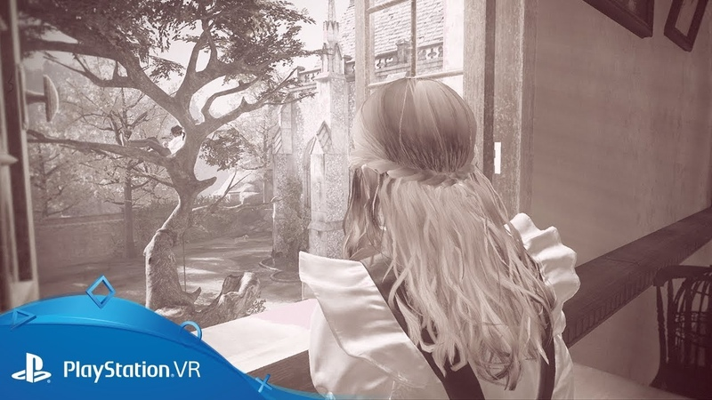 Déraciné | Release Date Trailer | PlayStation VR