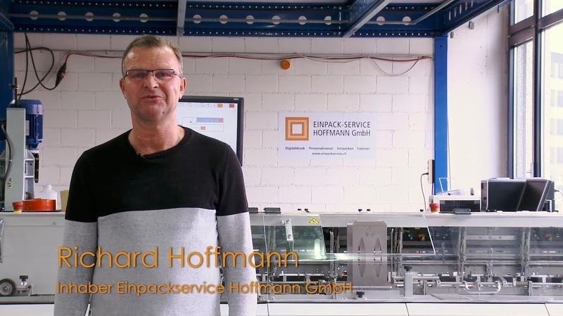 Richard Hoffmann - Inhaber Einpackservice