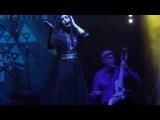 Azam Ali - live - Globaltica - 2014 - Gdynia Kolibki 5/6